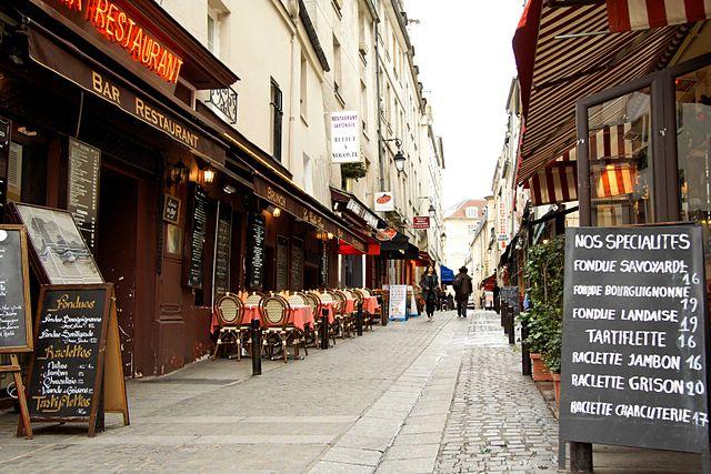 La Mouffe. Parigi e dintorni in 5 giorni