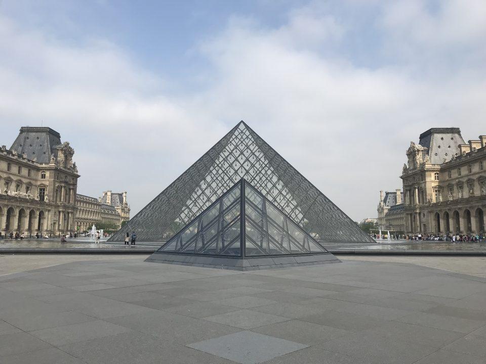 Louvre. Parigi e dintorni in 5 giorni.