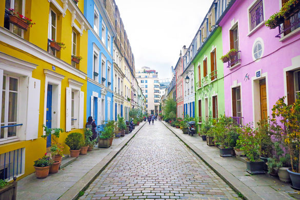 Rue Cremieux. Parigi e dintorni in 5 giorni