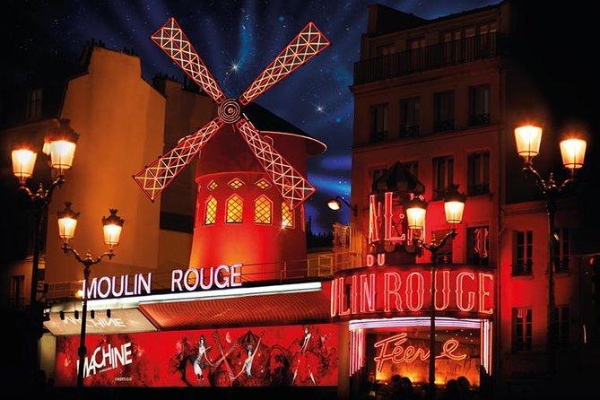 Moulin Rouge. Parigi e dintorni in 5 giorni