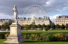 Jardin Tuileris. Parigi e dintorni in 5 giorni