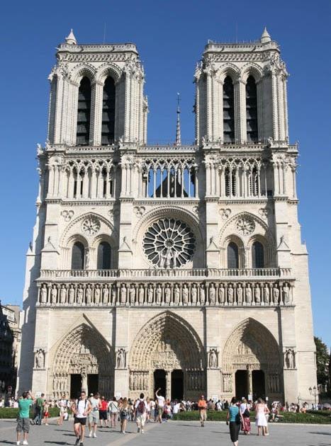 Cattedrale di Notre Dame, Parigi e dintorni in 5 giorni