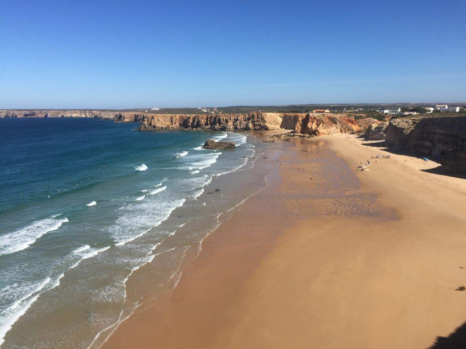 Portogallo in auto: Tour di 8 giorni Sagres