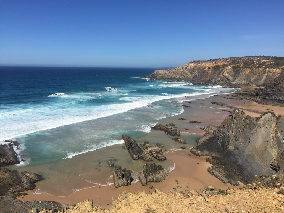 Portogallo in auto: Tour di 8 giorni Praia do Alvorião
