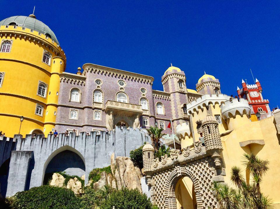 Portogallo in auto: Tour di 8 giorni Palácio da Pena